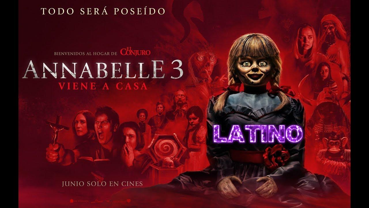 Annabelle 3: Viene a Casa (2019) Trailer Oficial Doblado Latino