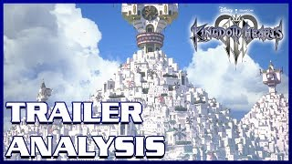 Analysis and Discussion - Kingdom Hearts III FINAL BATTLE TRAILER