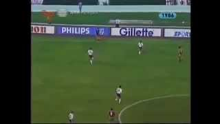 Mundial 1986 México - Inglaterra 0 x 1 Portugal