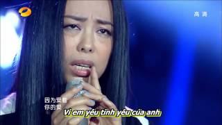 Nắm tay - Hoàng Kỳ San - Tôi là ca sĩ 2013