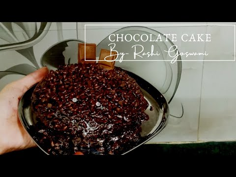 How to make eggless oreo cake without oven/chocolate cake ...