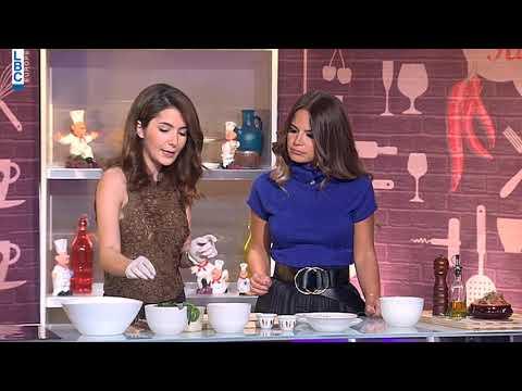 بتحلى الحياة – فقرة الطبخ مع الشيف تينا وازيريان    Rose Shrimp Pasta  - نشر قبل 1 ساعة