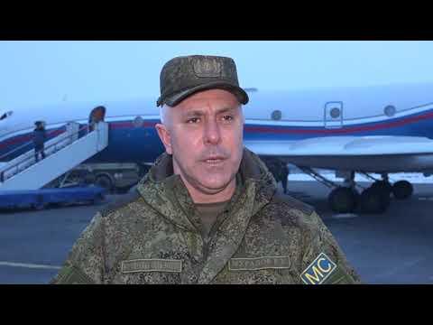 Заявление командующего РМК в Нагорном Карабахе генерал-лейтенанта Рустама Мурадова