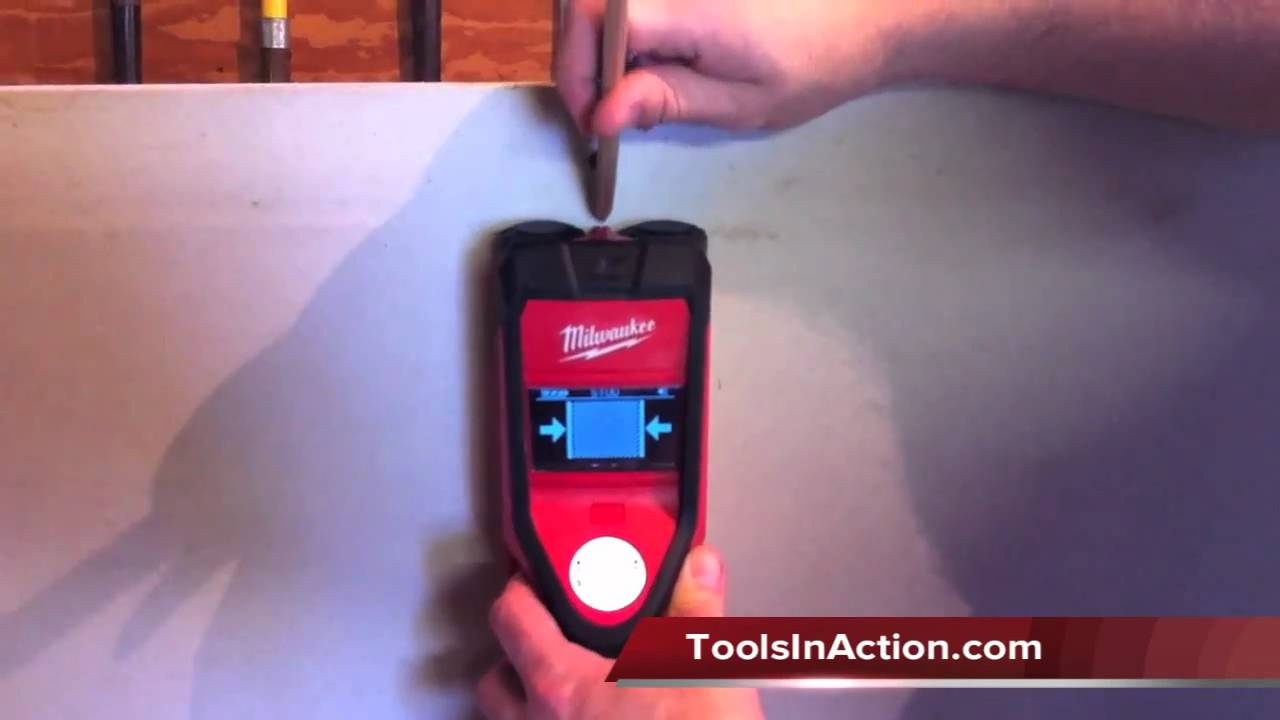Wall Panel Saw Milwaukee : Milwaukee sub scanner m cordless detection tool kit