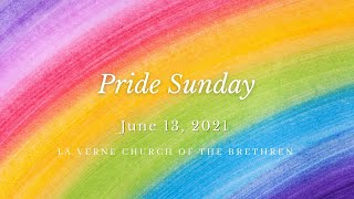 June 13, 2021 | Pride Sunday | Yes...and…!
