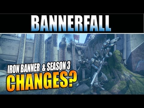 Destiny 2 News | BANNERFALL Returns! Hopes For Crucible Labs & Iron Banner Season 3!