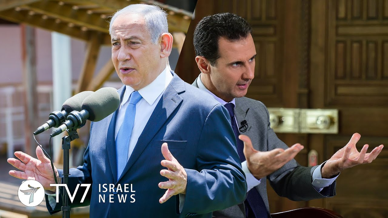 Syria seeks dialogue with Israel; France accuses Hezbollah of Lebanon-crisis - TV7 Israel News 29.09