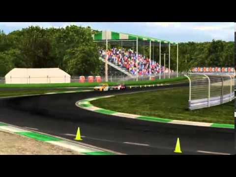 SRVN 2013-I: Renault Clio Cup - Mills Metropark Innerloop B [race 2]