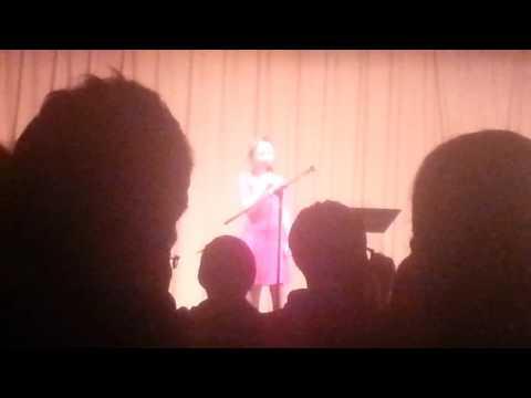 Green street School Talent show act 8