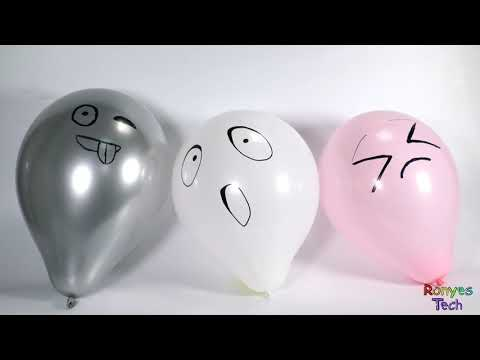 How to Pop a Balloon Without Touching it?