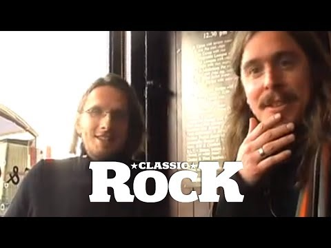 Exclusive - Opeth Vs Porcupine Tree Prog Quiz | Classic Rock Magazine