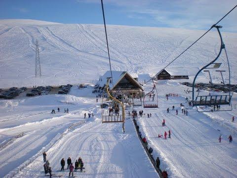 Cairngorm Mountain Winter Ski, Scotland