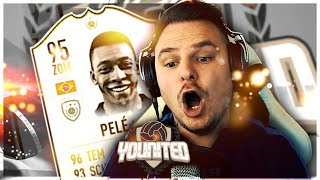 FIFA 19: YOUnited ICON 95 Pele #1 - Pele mit dem Traumstart 🔥