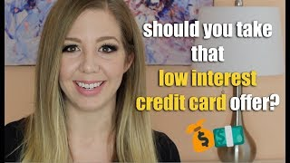 Should You Take Advantage of a 0% Credit Card Offer?