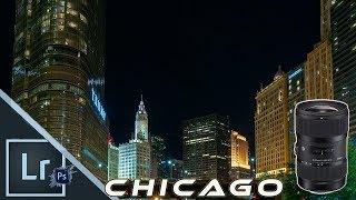 Photoshop CC / Lightroom CC | Chicago - Season 2: Episode 22 (RE-TAKE)