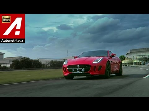 Review Jaguar F-Type Indonesia by AutonetMagz
