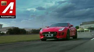 Review Jaguar F-Type Indonesia by AutonetMagz