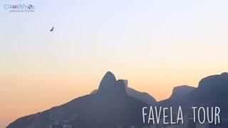 Caminhos Excursions - Favela Tour - Rio de Janeiro