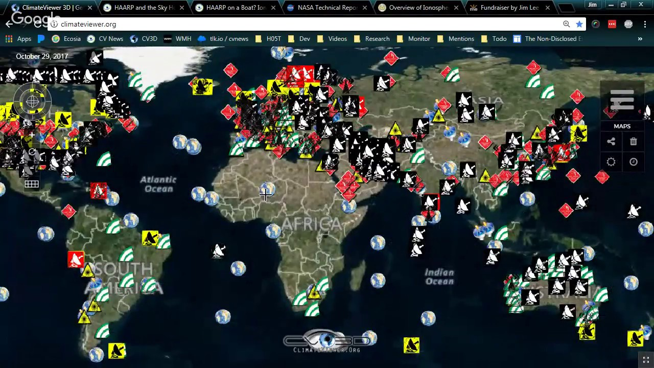 Image result for ionospheric heaters
