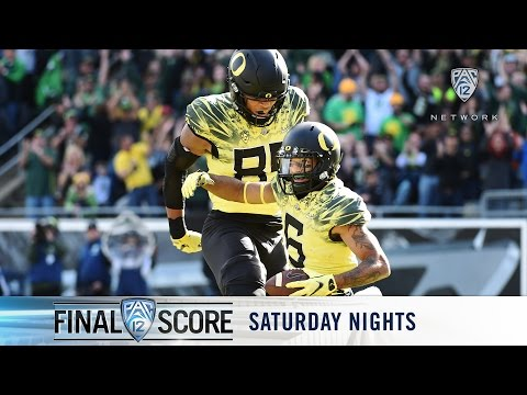Recap: Justin Herbert's record-breaking game leads Oregon football past ASU