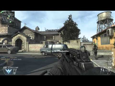 Call of Duty® Black Ops II multiplayer gameplay