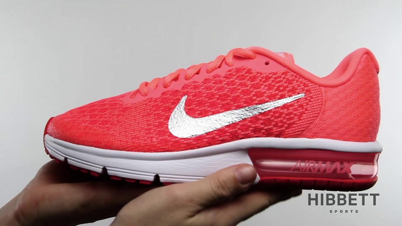 Kid's Nike Air Max Sequent 2. Hibbett Sports