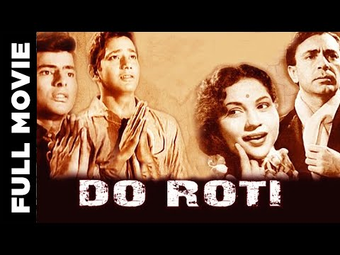 Do Roti (1957)  Hindi Full Movie |  Movies | Movies | Hindi Classic Movies
