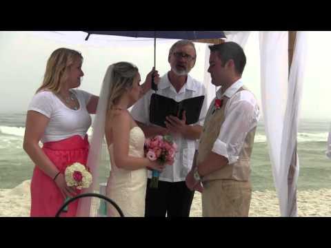 Wedding Day Panama City Beach