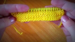Урок 1. Традиционный способ набора петель