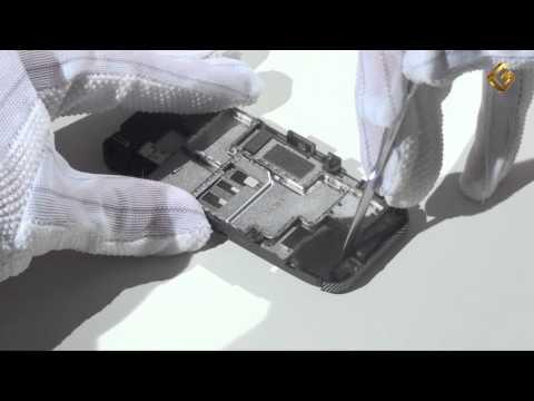 Ремонт Nokia 3600 Slide - замена полифонического динамика