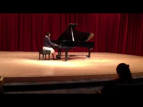 Carrie Ho plays Nocturne in C sharp minor Op.Posthumous  by