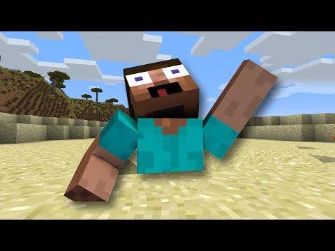 If QUICKSAND was added to Minecraft