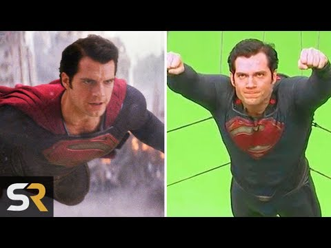 10 Actors CAUGHT Without CGI