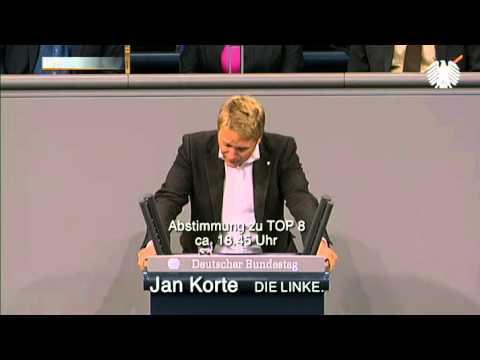Jan Korte, DIE LINKE: ELENA ohne Wenn und Aber sofort stoppen