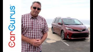 2018 Toyota Sienna | CarGurus Test Drive Review