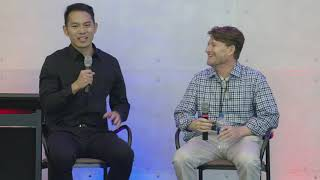 Startups & Law with Sam Angus at Fenwick & West | Decode Innovation Conference 2019