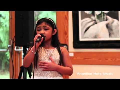 "Angelica Hale Singing ""O Mio Babbino Caro"" By Giacomo Puccini"