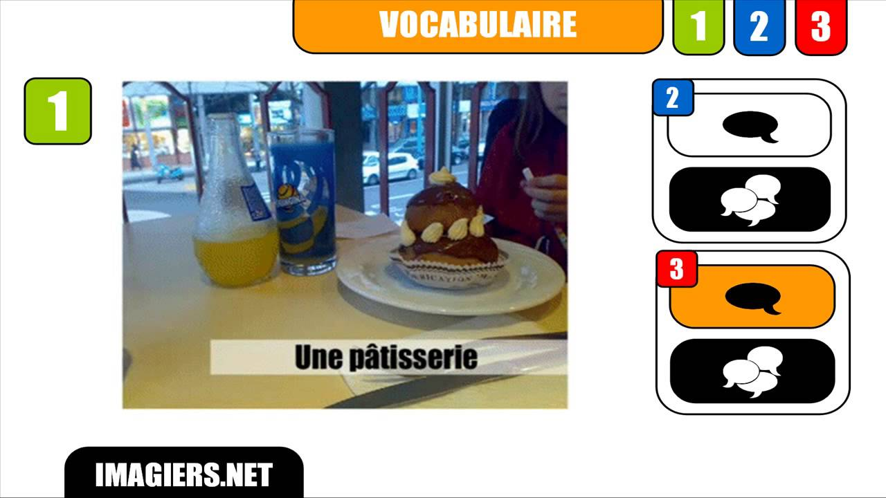 How to pronounce in French # une pâtisserie - YouTube