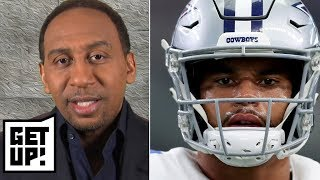Stephen A. isn't backing down on his Cowboys bashing | Get Up!