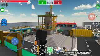// barrett m82 sniper action// PIXEL GRAND BATTLE 3D screenshot 2