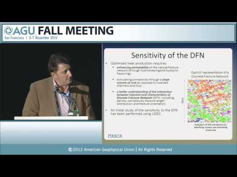 H12F. Shallow and Deep Geothermal Systems II - 2012 AGU Fall Meeting