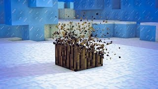 Repeat youtube video If Wood Didn't Exist (Minecraft Machinima)