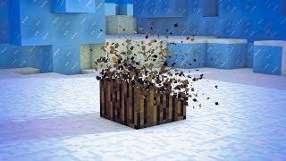 If Wood Didn't Exist (Minecraft Machinima)