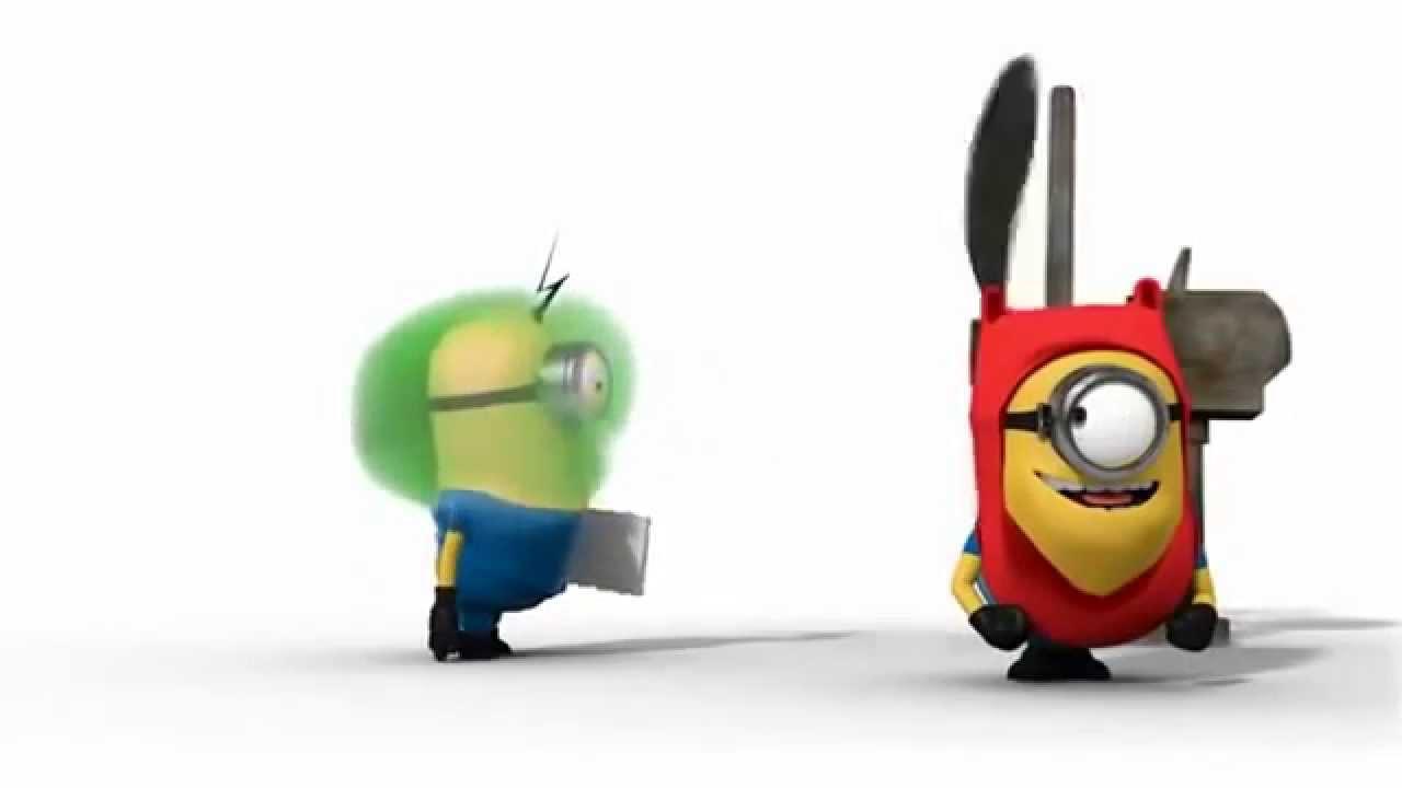 Minion Funny Clips: Despicable Me, Minions Banana, Fart