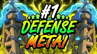 #1 UNBREAKABLE DEFENSE DECK AFTER BALANCE UPDATE!! IT'S OP!!