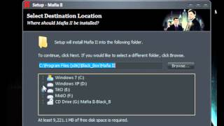 how to install mafia ii blackbox download link