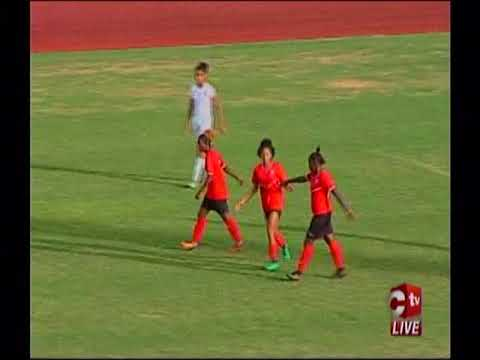 T&T Vs Haiti In Opening Match Of CONCACAF Under 20 Women's World Cup Qualifying Tournament