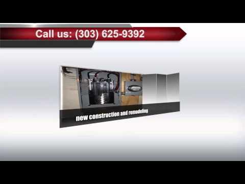 Electrician Services Cherry Creek Colorado (303) 625 9392