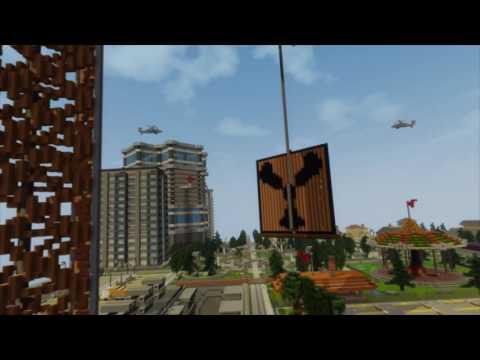 Bem vindos ao Astatine Chernobyl! Um novo conceito em Minecraft PRO!