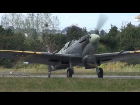 SPITFIRE vs MESSERSCHMITT [HD] / FIGHTING SPIRIT !!!!!!!!!